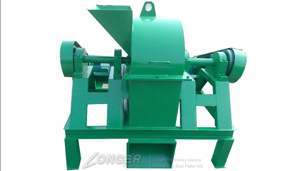 Cage Type Chemical Fertilizer Crusher