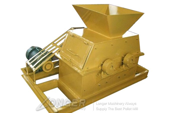 Double Roller Chemical Fertilizer Crusher