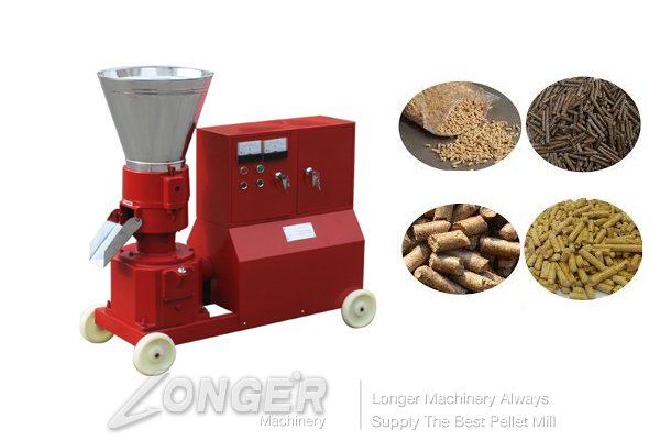 Poultry Feed Pellet Machine|Flat-die Feed Machine