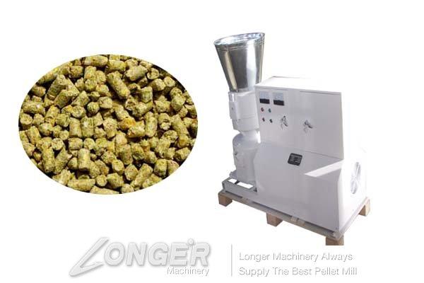 Animal Food Pellet Machinery