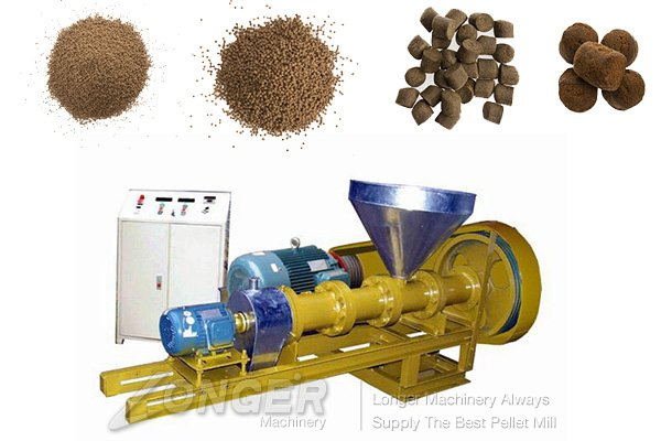 Fish Feed Pellet Equipment
