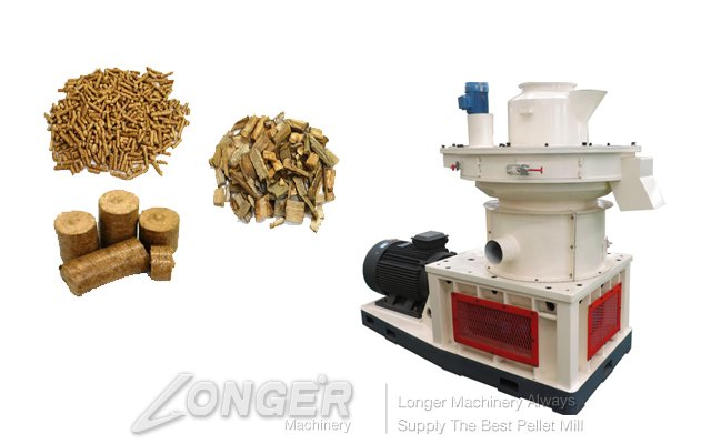 New Design Palm Pellet Mill on Sale LG-560