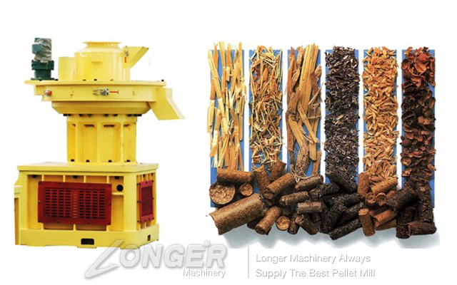 Professional Straw Pellet Mill for Sale LG-720