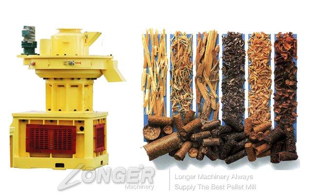 <b>Professional Straw Pellet Mill for Sale LG-720</b>