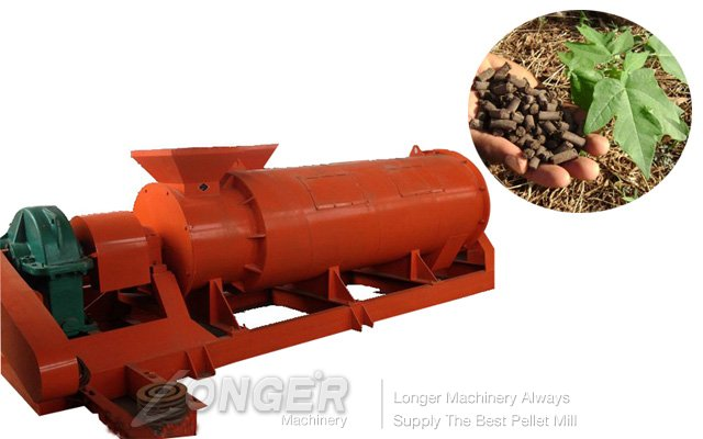 Industrial Organic Fertilizer Pellet Making Machine
