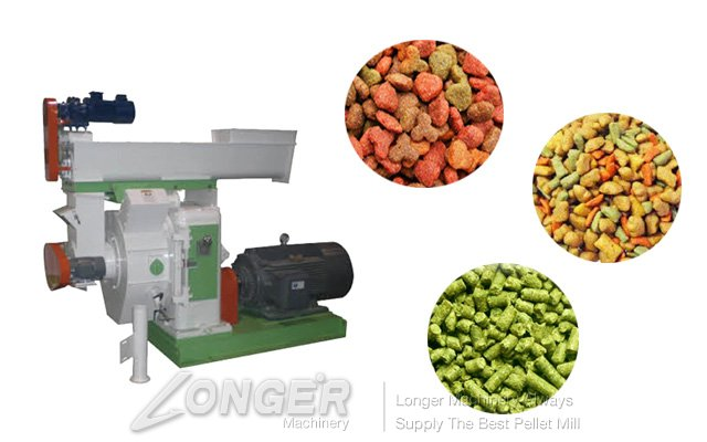 Ring-die Animal Food Pellet Mill| Poultry Feed Mill