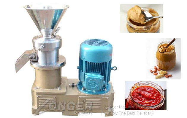 Nut|Seed Sauce Grinding Machine