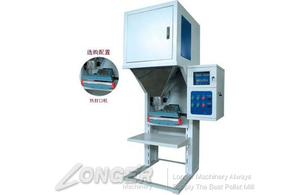 Animal Feed Pellet Filling Packaging Machine