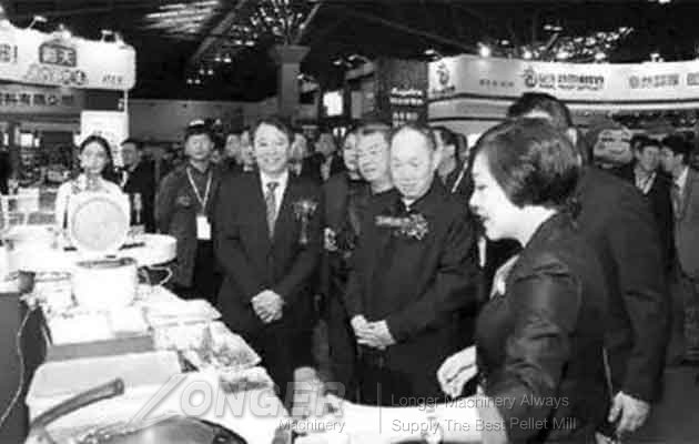 Shanghai food ingredients Expo