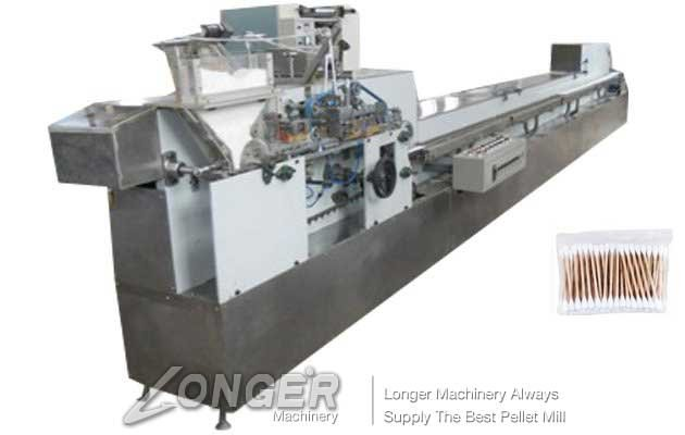 automatic cotton swab production line
