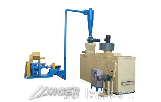 Fish Food Pellet Production Line