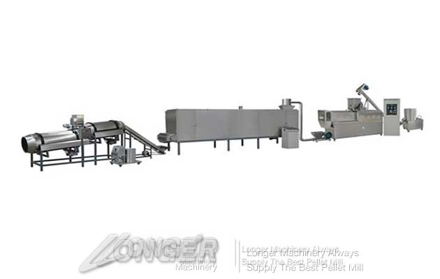 Hot Sale Pet Feed Pellet Production Line|Animal Feed Pellet