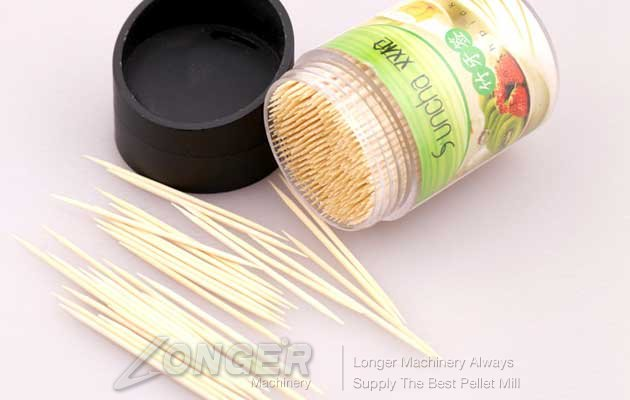 how to make bamboo toothpick