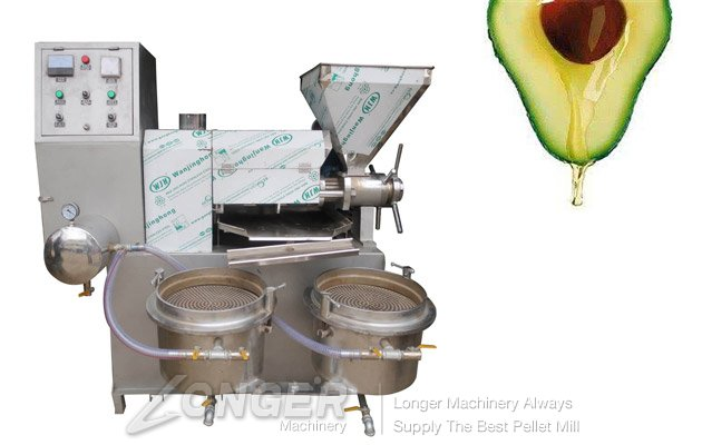 Avocado Oil Press Machine|Avocado Oil Extraction Machine