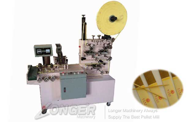 Toothpick Packaging Machine to pack Individual Toothpick in
