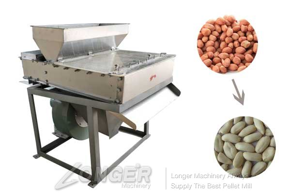 Commercial Roasted Peanut Peeling Machine