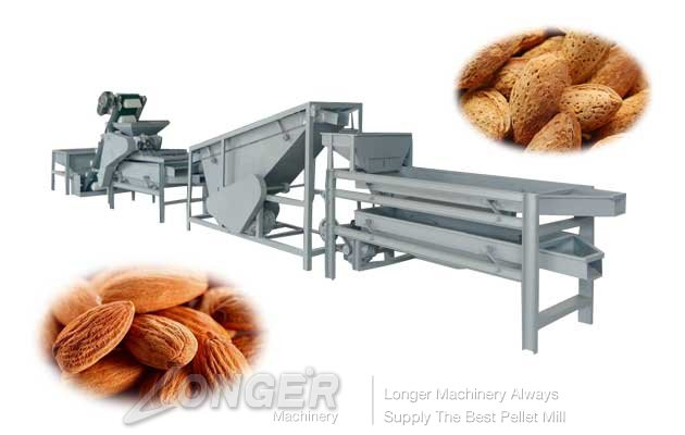automatic almond shelling machine with best price