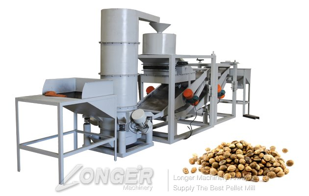 how to process hemp seeds/hemp seeds dehulling machine