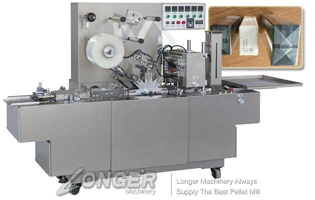 Automatic Cellophane Wrapping Machine for Perfume Boxes