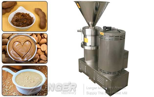 Commercial Almond Peanut Butter Grinding Machine for Sale