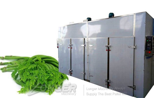 Commercial Moringa Leaf Drying Machine High Quality
