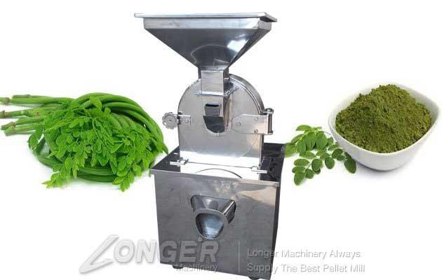 Drumstick Moringa Leaves Powder Making Machine