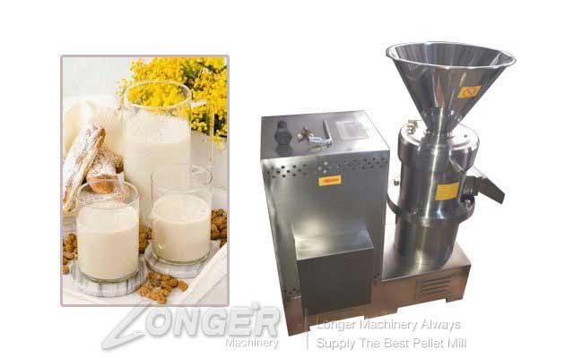 Automatic Tiger Nut Milk Extracting Process Machine Price
