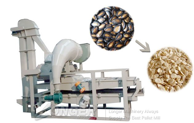 Watermelon Seed Peeling Machine Factory Price