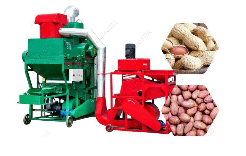 Automatic Peanut Shelling Machine Made in China