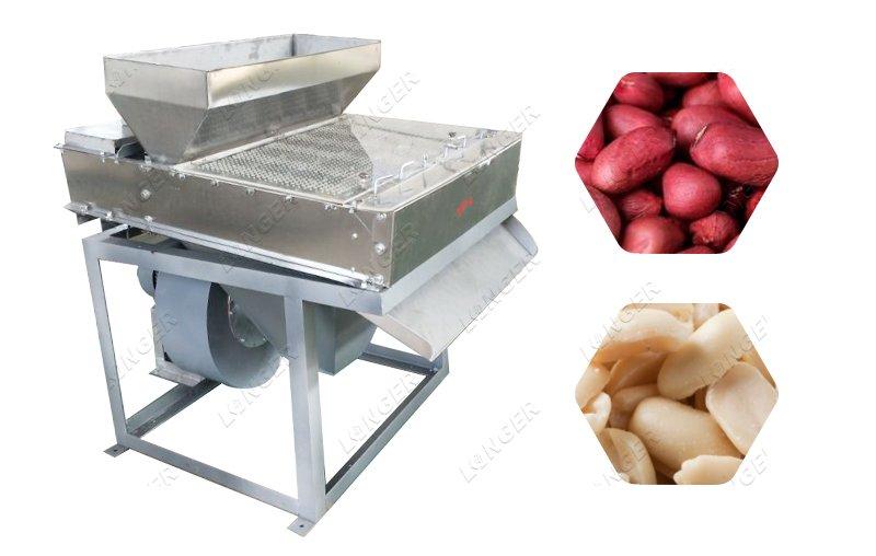 Roasted Peanut Peeling Machine China Supplier