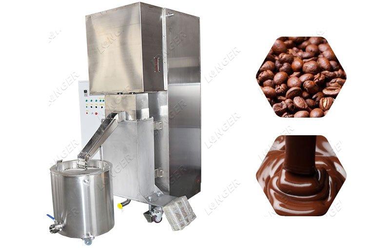 Chocolate Ball Mill Process Machine Manufacturer