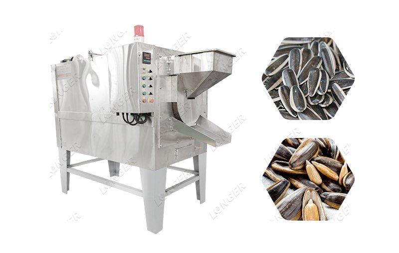 Automatic Sunflower Seeds Roasting Machine Sunflower Seeds Dr