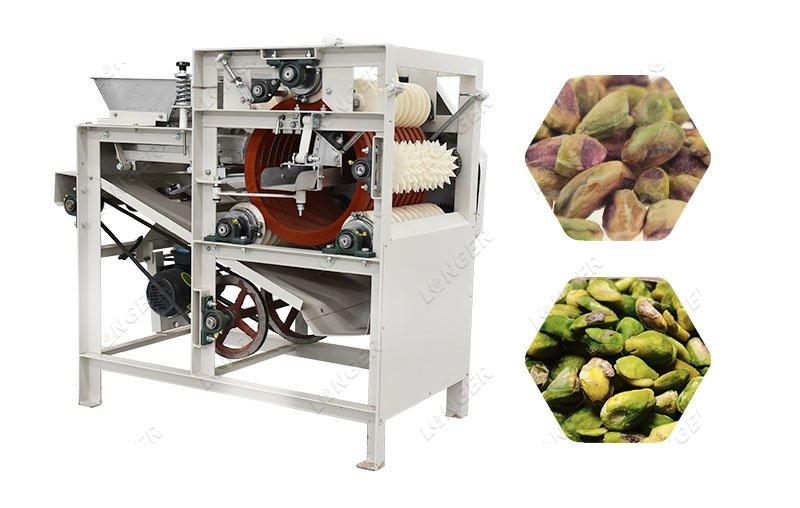 Automatic Pistachio Peeling Machine Industrial Use