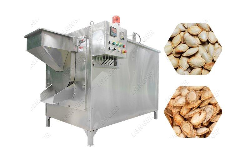 Automatic Melon Seeds Roasting Machine Pumpkin Seed Drying Machine