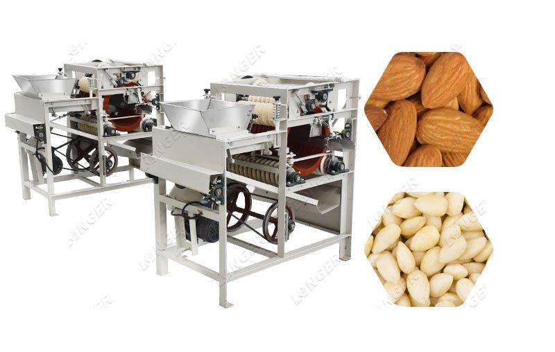 Almond Skin Remove Machine Almond Peeling Machine
