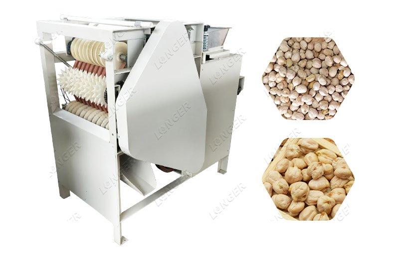 High Quality Chickpea Skin Peeler Garbanzo Bean Peeling Machine