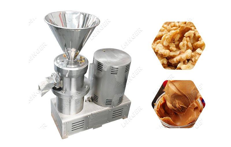 Walnut Buter Making Machine Walnut Grinder Electric