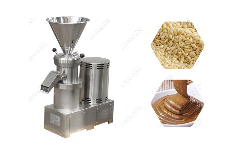 Electric Sesame Seed Grinder Simsim Paste Grinding Machine