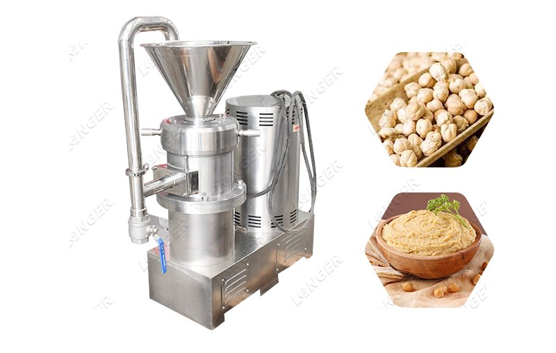 Commercial Hummus Grinder Machine Hummus Processing Equipment