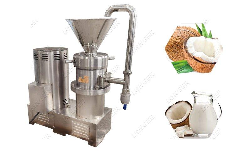 Industrial Coconut Milk Machine Manufacture