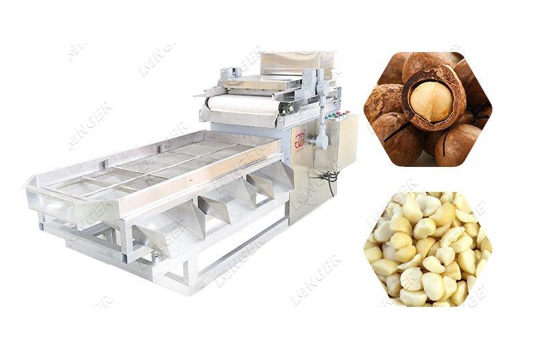 Commercial Eletric Nut Chopper for Almond Macadamia