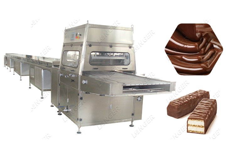 Small Chocolate Enrobing Machine Manufacturers
