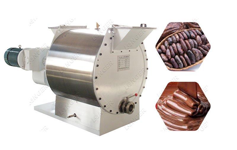 Chocolate Conche Refiner Machine Chocolate Conching Machine Supplier