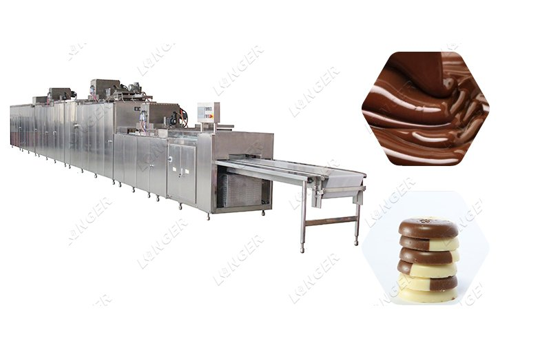 Automatic Chocolate Moulding Machine Manufacturers