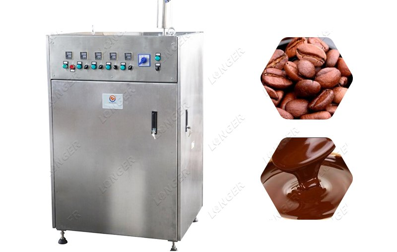 Continuous Chocolate Tempering Machine Commercial Use