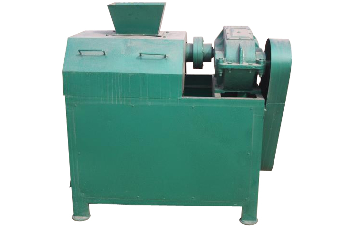 Pair-roller Squeezing Pelletizer