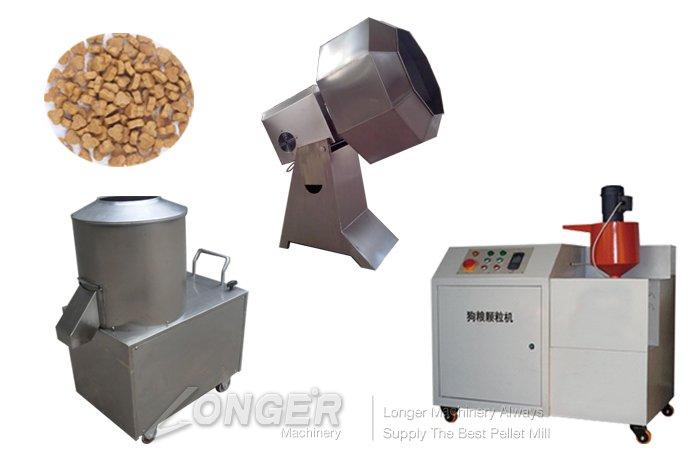 Pet Feed Pellet Production Line