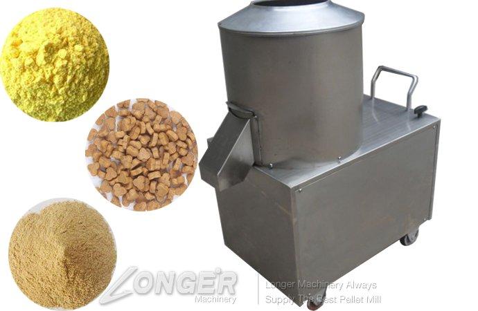 pet feed pellet making machine