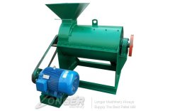 Horizontal Type Hammer Mill