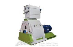 Water Type Grinder of Feed Pellet Material